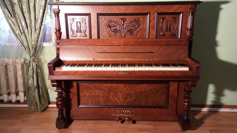 продам пианино антиквариат немецкое дорого попробуем рассказать